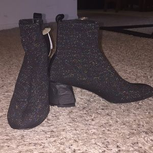 Brand New Zara Booties